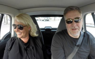 Carla Y. Nell's Smartcar Coffee Confidential Feature