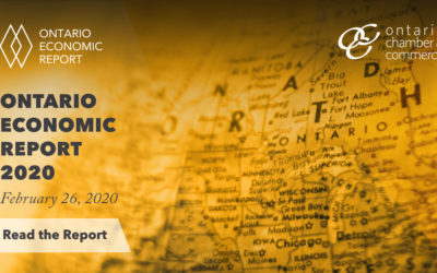 2020 Ontario Economic Report
