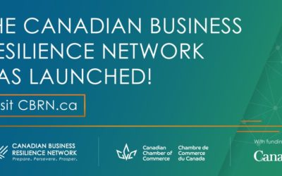 Canadian Chamber and Government of Canada team up to launch Canadian Business Resilience Network to help businesses get through COVID-19