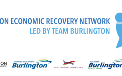 Team Burlington Launches the Burlington Economic Recovery Network