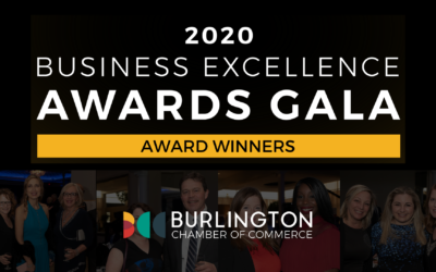 2020 Business Excellence Awards Winners